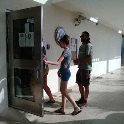 Reinicia operaciones la Agencia Consular de EU en Playa del Carmen