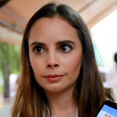 Ana Patricia Peralta será la candidata del PRI-PVEM-Panal a diputada federal en el Distrito 03 de Cancún