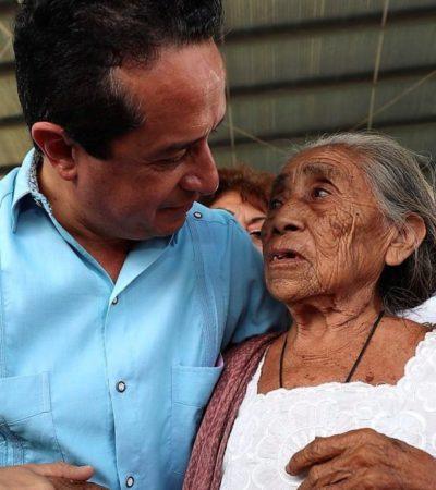 Se destinan 192 mil 910 servicios y acciones de salud para que 56 mil 829 personas mejoren su calidad de vida, dice Carlos Joaquín