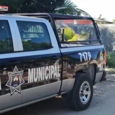 Reportan hallazgo de cadáver en Cozumel