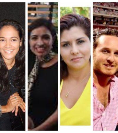 Karla Romero, Paola Morena y Tania Ortega son las aspirantes de candidatura del PRD al Distrito 03 en lugar de Frank López Reyes