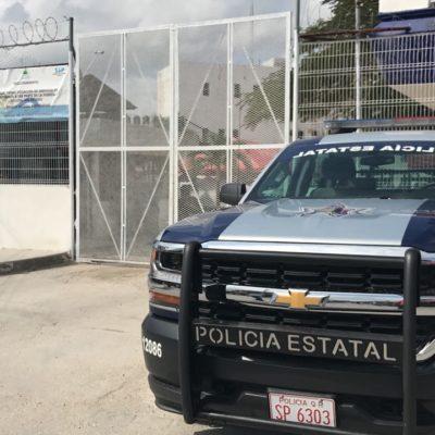 'DE PANZAZO', LAS CÁRCELES: Califica CNDH con 6.4 al sistema de prisiones de Quintana Roo