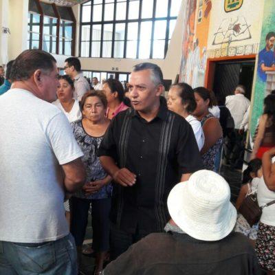 Solicita licencia Carlos Mario Villanueva a la diputación para buscar la presidencia municipal de OPB por el PES