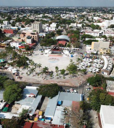 Buscarán incentivos para empresarios que participen en revitalización de la zona fundacional de Cancún