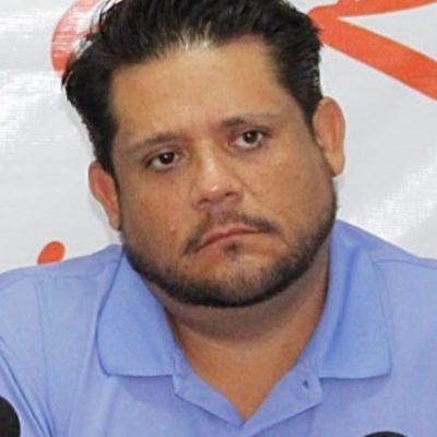 """""""QUE YA LE METAN GANITAS"""": Pide Eduardo Pacho al PRD que designe candidato en Benito Juárez; CEN del PRD cree que Cancún no es nada, reprocha"""