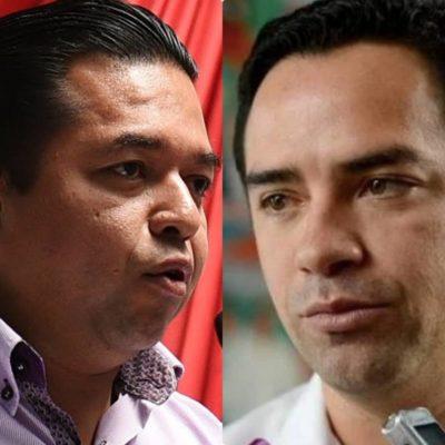 MARTES, SESIÓN EN EL PRD: La candidatura por BJ se encuentra entre Emiliano Ramos y 'Chanito' Toledo, dice Julián Ricalde