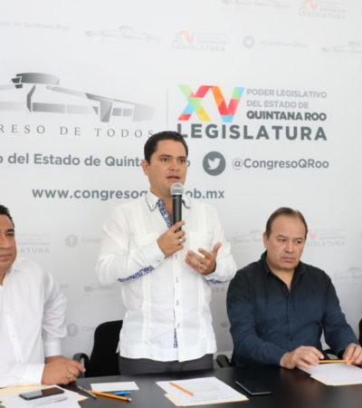 Trabaja Congreso en nueva ley que garantice desarrollo sustentable de Quintana Roo