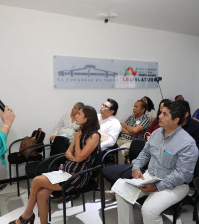 Inician en Cancún audiencias de consulta para construir nueva ley de participación ciudadana