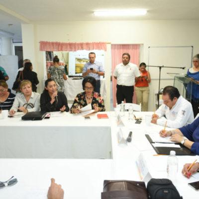 Legisladores celebran interés de sociedad cozumeleña por Ley de Participación Ciudadana