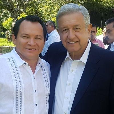 Comenzará 'Huacho' Díaz Mena en Valladolid su campaña por la gubernatura de Yucatán con Morena