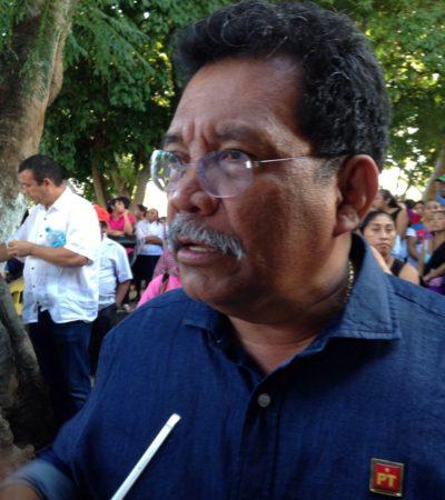 APUESTAN SU RESTO: PT, también la ruta de la ruptura con Morena