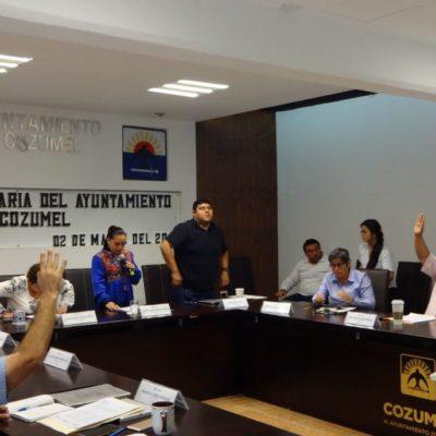 Evade Perla Tun cuestionamientos en sesión de Cabildo en Cozumel