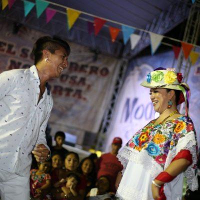 Gran inauguración de la Fiesta Tradicional Maya de Tulum