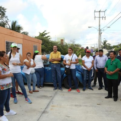Encabeza Alcaldesa jornada de limpieza en Tulum