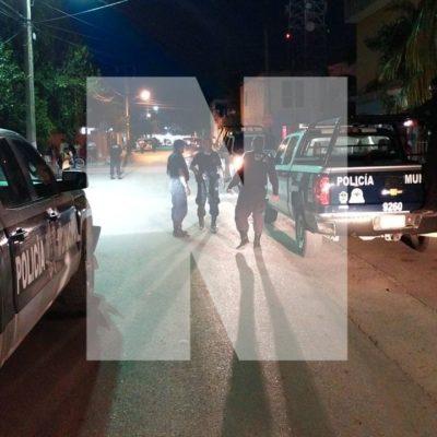 Detienen a 4 presuntos sicarios tras fallida ejecución en Tulum