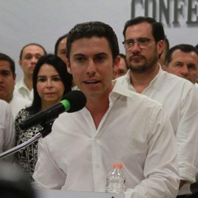 REMBERTO NO VA POR LA REELECCIÓN: Alcalde de Cancún anuncia que permanecerá al frente del Ayuntamiento hasta concluir su periodo