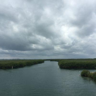 Pese a oposición en el tema de Tajamar, preve Ultramar iniciar en 90 días pruebas de transporte entre la Zona Hotelera y el centro de Cancún a través de la laguna Nichupté