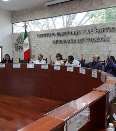 Podrían sancionar a aspirantes a candidaturas independientes en Yucatán