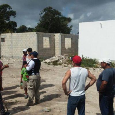 Paran intento de invasión en Puerto Morelos