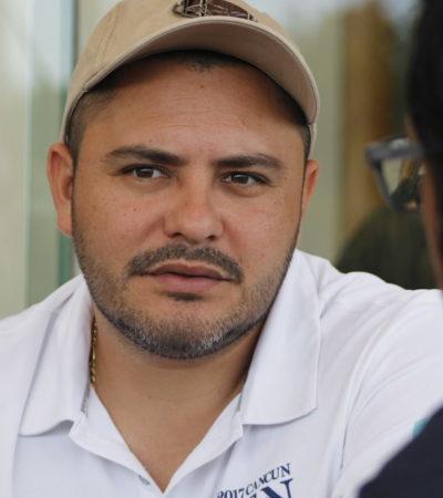 """ENTREVISTA   """"ES BASTANTE LA POBLACIÓN QUE QUIERE UN CAMBIO"""": Cancún se está yendo a pique por un gobierno municipal que ha dejado crecer los problemas sociales, dice Issac Janix"""
