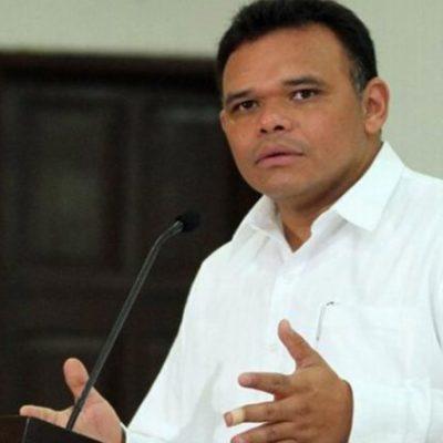 SIENTE ROLANDO ZAPATA PASOS EN LA AZOTEA: Demanda penal de la Auditoría Superior contra el Gobierno de Yucatán por el presunto desvío de 33 mdp