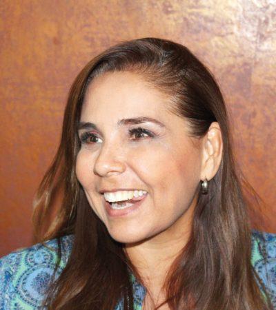 """Como ocurrió hace dos años, 'Mara' Lezama dice que ya recibió amenazas para que abandone la contienda por la Alcaldía de Cancún, pero asegura que esta vez """"no me echaré para atrás"""""""