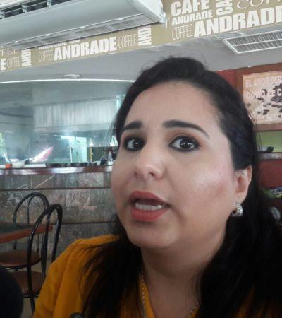 Mayuli Martínez presentará hoy su licencia a la diputación