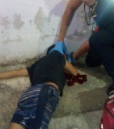 CALVARIO DE MENOR ATROPELLADO: Después de dos meses de accidente provocado por conductor ebrio, niño de 11 años sigue hospitalizado