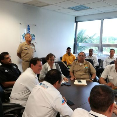 Con inversión de 50 mdp, colocarán detectores y arcos en puertos de Quintana Roo para reforzar seguridad