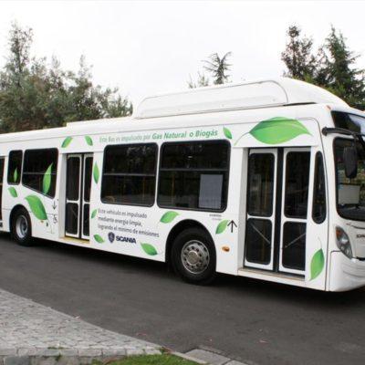 Autocar renovará flotilla con autobuses impulsados por gas natural en Cancún