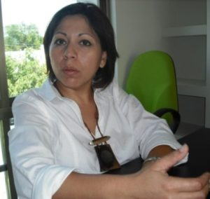 """""""NO SOY UNA REGIDORA QUE HA ESTADO SENTADA"""": La  pevemista Gabriela Santana Duarte quiere repetir en el Cabildo de OPB"""