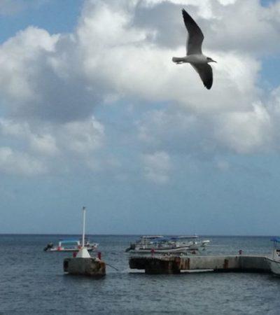 Cuatro pescadores a la deriva fueron rescatados