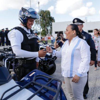 Cuadruplica Solidaridad el número de patrullas