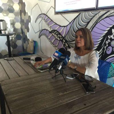 Gobierno de Remberto Estrada reprueba en transparencia, dice Herminia Salinas