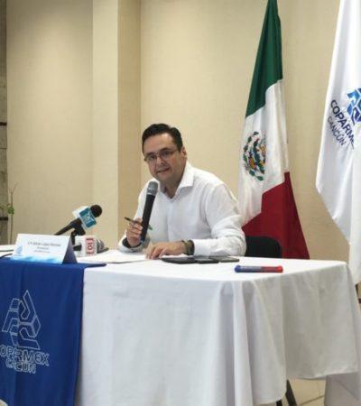 Pide Coparmex mayores filtros para contrataciones de funcionarios en la comuna de Cancún