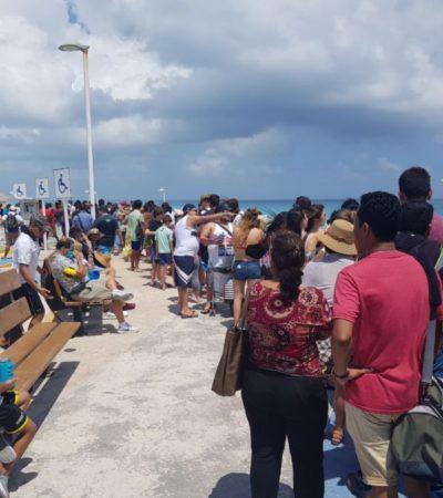 En un 20 por ciento aumentan ventas de alimentos y bebidas en playas de Cancún