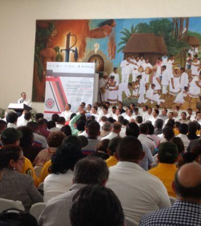 CENAPRED donará esta semana Atlas de Riesgo a Gobierno de Quintana Roo