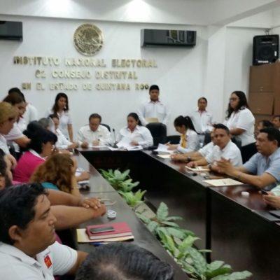 Quedó listo grupo de ciudadanos para hacer selección de funcionarios de casillas; de 154 mil 504, 19 mil serán invitados