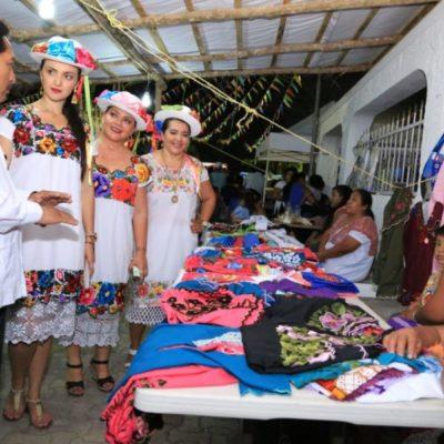 Artesanos de la Zona Maya en Tulum engalanan la Fiesta Maya 2018