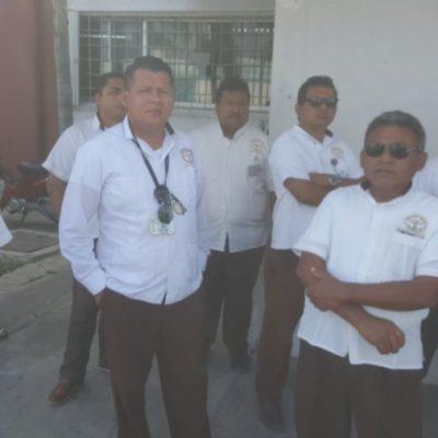 Buscan taxistas de Puerto Morelos ser reconocidos como agrupación; entregan solicitud a la Secretaría del Trabajo y Previsión Social
