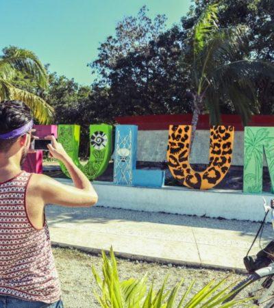 La afluencia y ocupación hotelera en Tulum crece conforme se acercan los 'días santos'