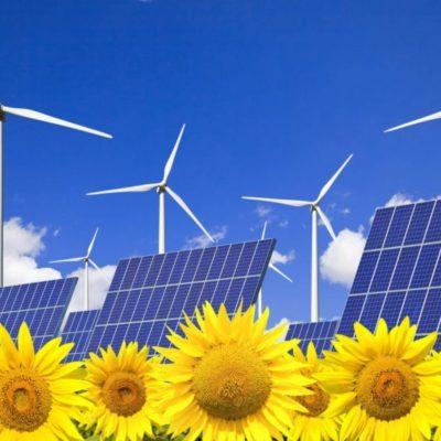Granjas eólicas y solares, proyectos de energías renovables impulsados con ProMéxico y ProQuintana Roo
