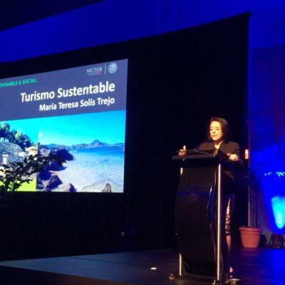 Uber y Air bnb promueven economías colaborativas que deben valorarse: María Teresa Solís