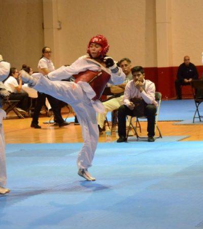 Y los ajedrecistas y taekwondoíes que representarán a Quintana Roo son…