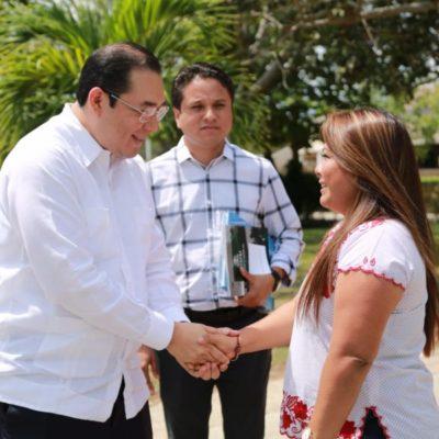 Romi Dzul Caamal quiere un campus de la Uqroo en Tulum