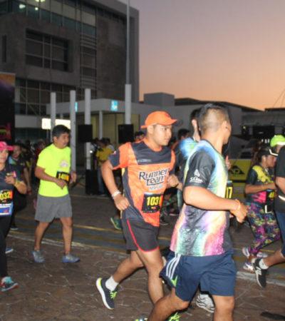 Jesús Leyva Gómez, de 58 años, fallece corriendo en competencia de Progreso