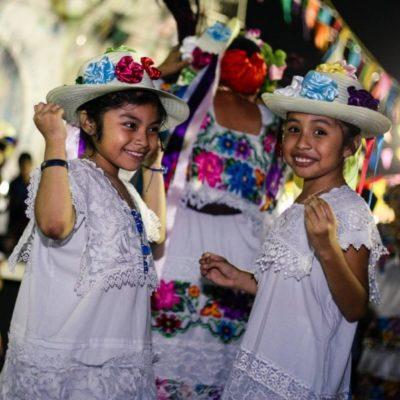 Termina la Tradicional Fiesta Maya 2018 en Tulum