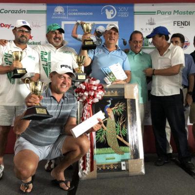 Torneo de Golf 'Copa Gobernador' consigue recaudación de 708 mil pesos para Hogar de Cobija y Pan