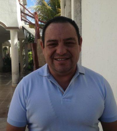 Cozumel sigue teniendo turismo: Jesús Zetina
