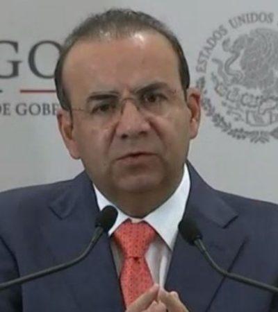 """""""No hay intromisión en proceso electoral y difusión de video no violenta privacidad"""", responden Segob y PGR a Ricardo Anaya"""